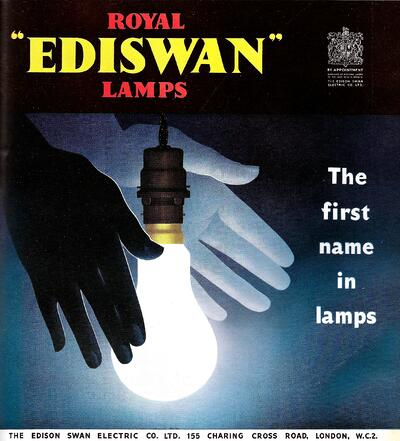 Ediswan Advert