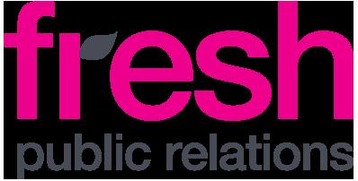 Fresh Public Relations Retina Logo